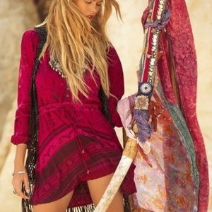Spell and the gypsy magenta Phoenix playdress smal